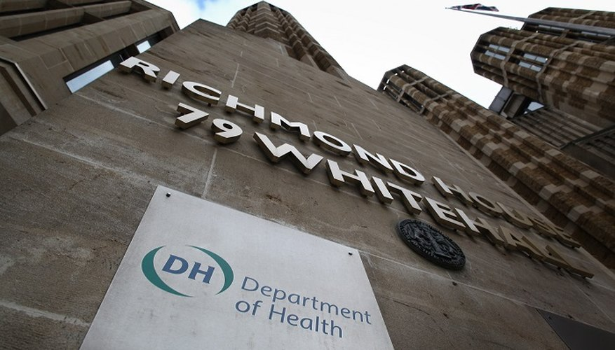 The Department of Health is staffed by senior and junior ministers who are repsonsible for NHS services.