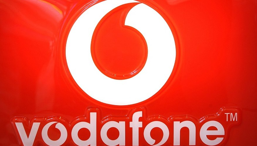Vodafone's IOU service ensures you won't get caught without calling credit.