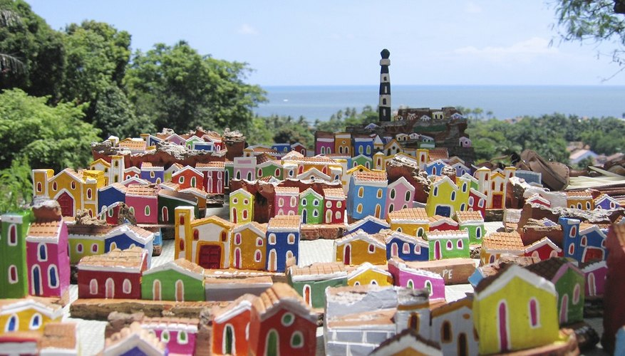 Teach kids about Brazilian culture as they make crafts from this country.