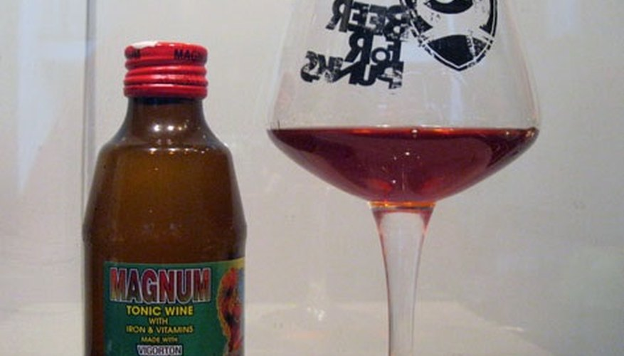 Magnum Tonic Wine is a folk remedy in Jamaica.