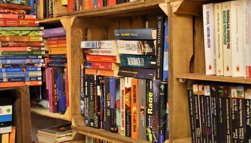 Pile of books on bookshelf.jpg
