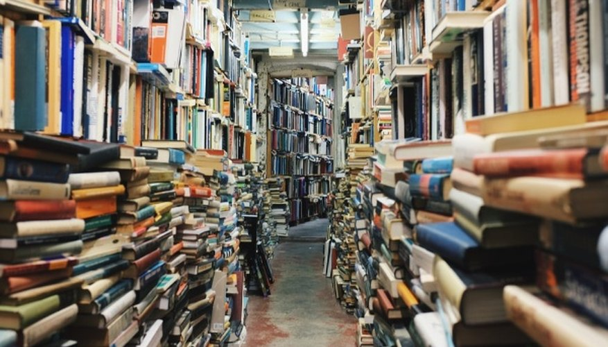 Pathway in the middle of piled books.jpg
