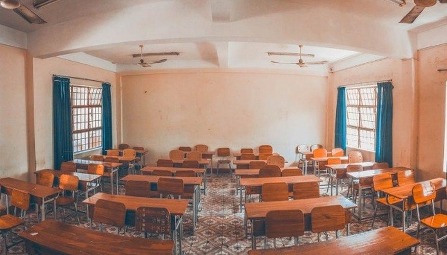 Photo of brown wooden school desk.jpg