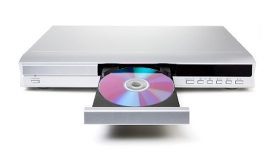 Fix a DVD Player When the Drawer Won't Open