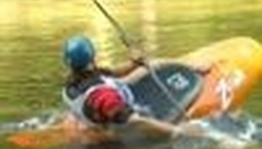 How to Do a Stern Pivot in Freestyle Kayaking