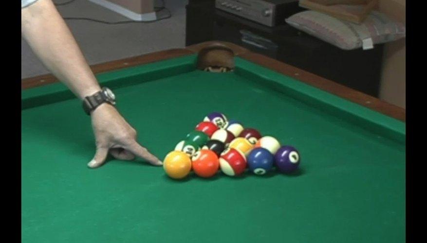 The 8 Ball Break in Pool: Online Billiards Lessons for Beginners