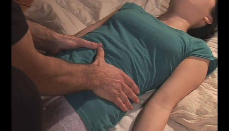 How to Do Upper Hara Shiatsu Massage