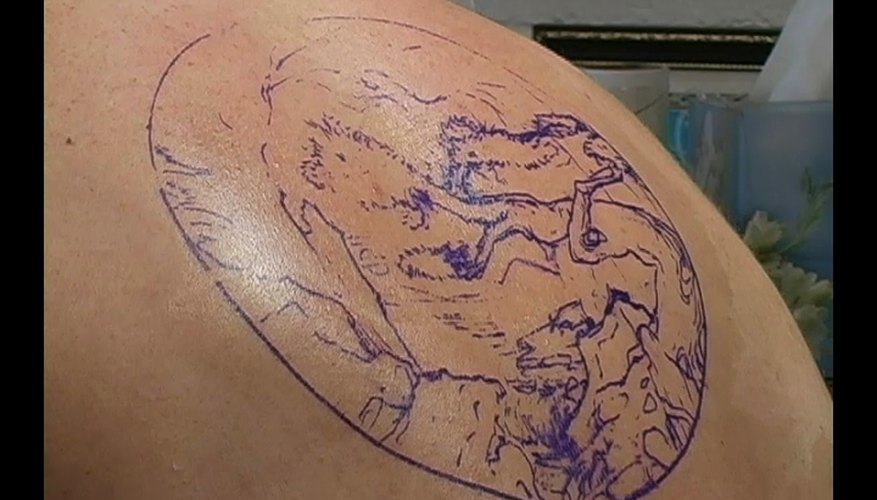 How to Start a Tattoo