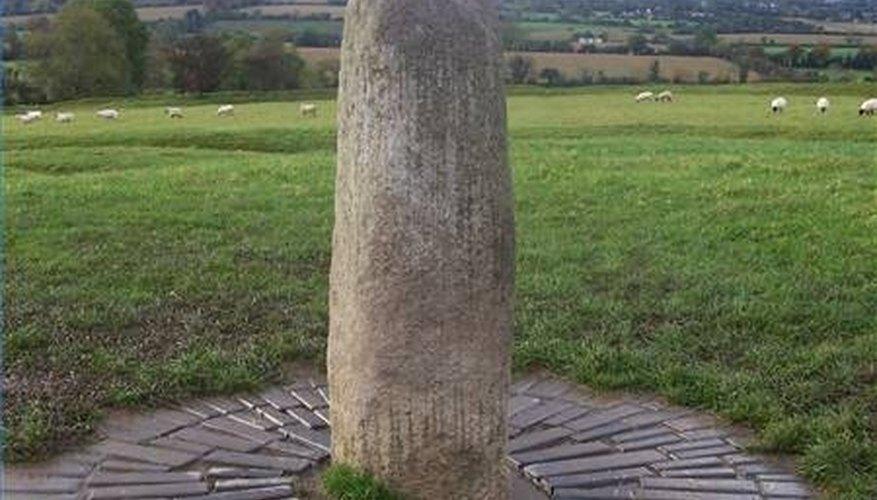 An Irish phallic symbol.