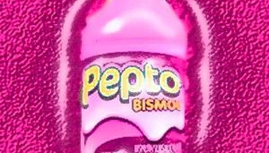 Pepto Bismol,