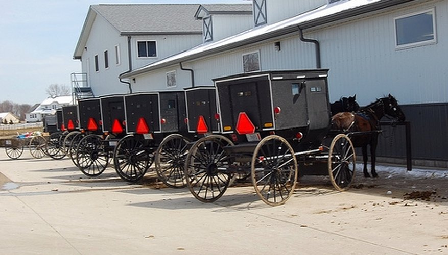 Amish people are the most common Pennsylvania Dutch speakers.