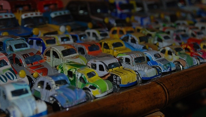 Collectible toy cars are just one type of Weetabix collectible.