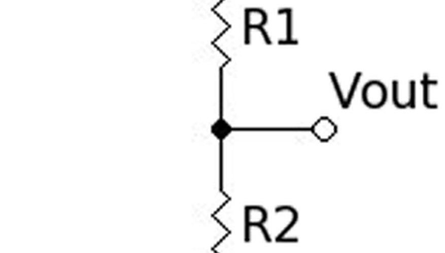about voltage reduction resistor formula