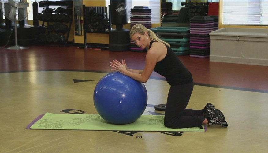 Swiss Ball Exercises for Abs