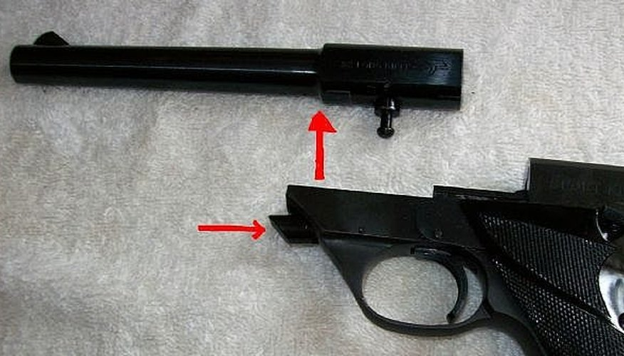 How to Clean a FEG 9 mm
