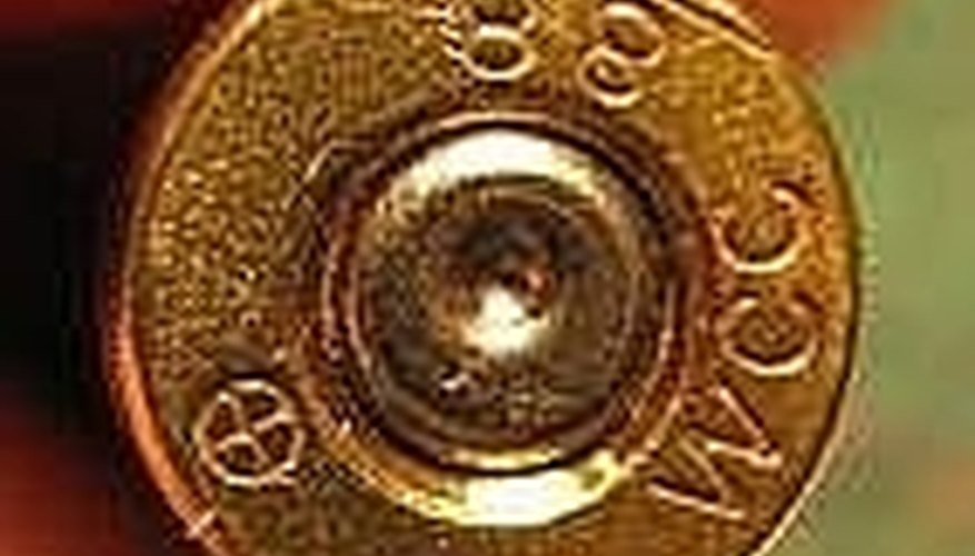 Once shot brass