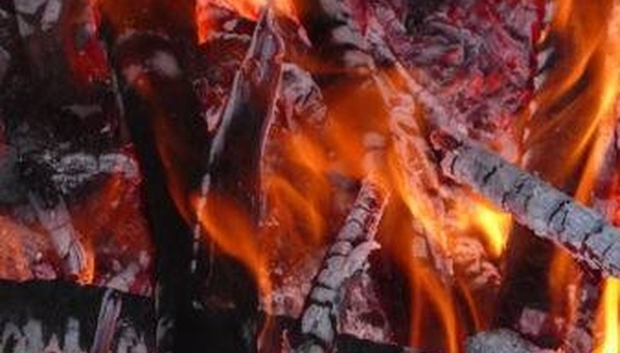 Camfire. Image from Wikimedia Commons