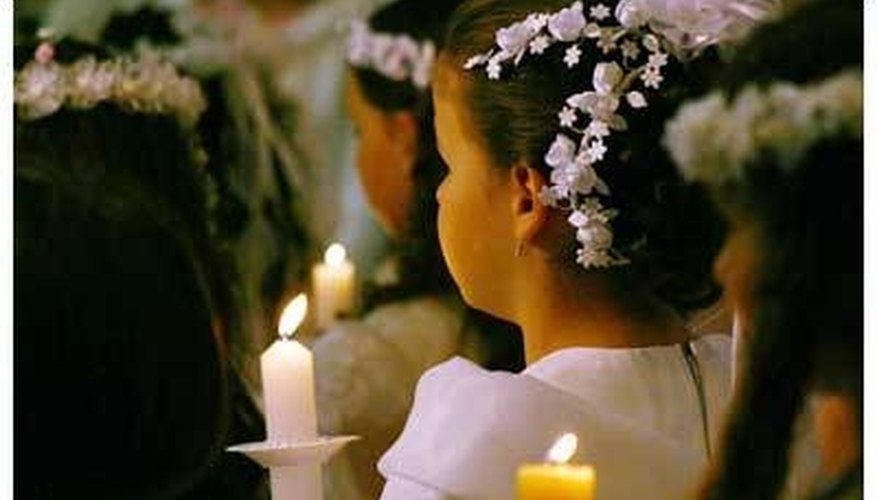 How Does a First Communion Ceremony Go?