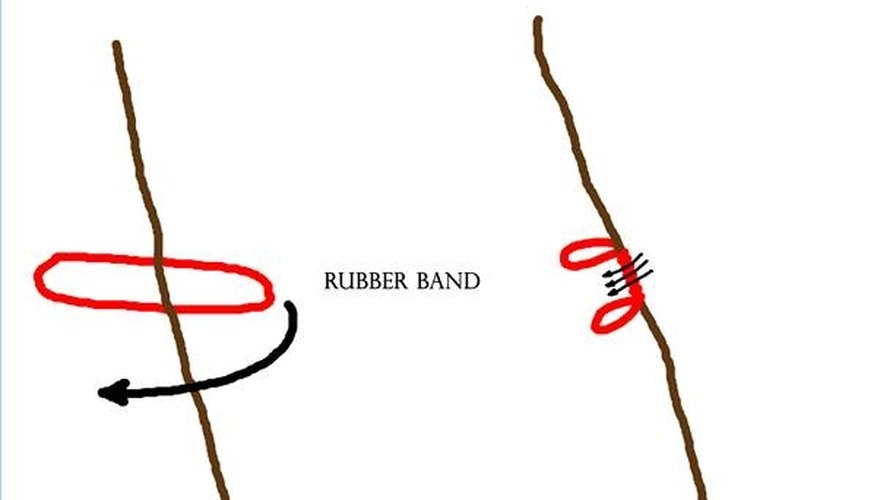 How to Use Rubber Bands on Downriggers