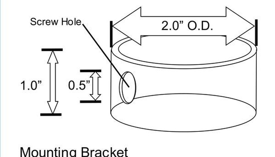 Mounting bracket for canopy frame