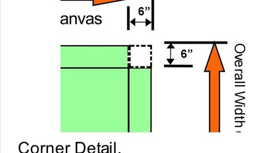 How to Put a Tent Enclosure on a Sun Tracker Pontoon