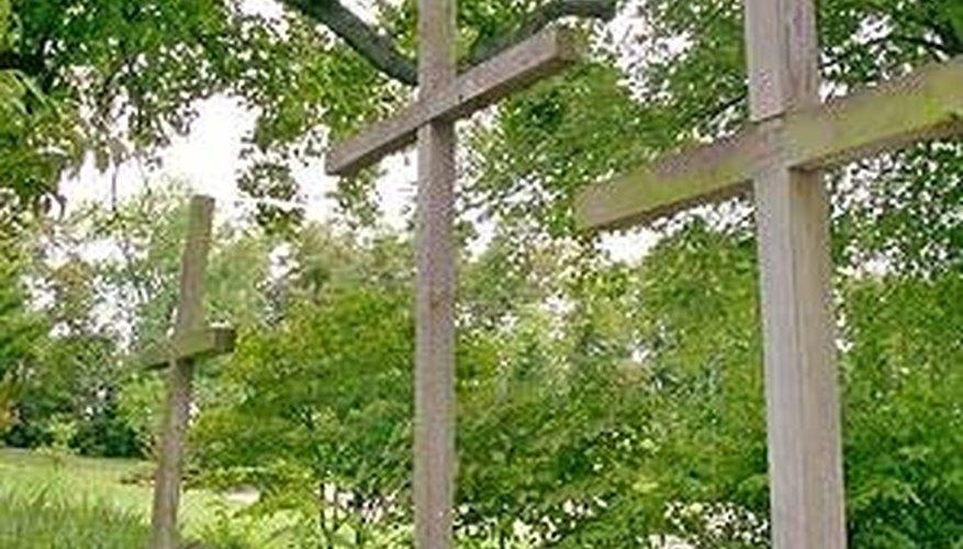 Catholic Prayer Garden