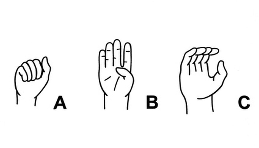 Learning South African Sign Language is similar to learning any foreign language.