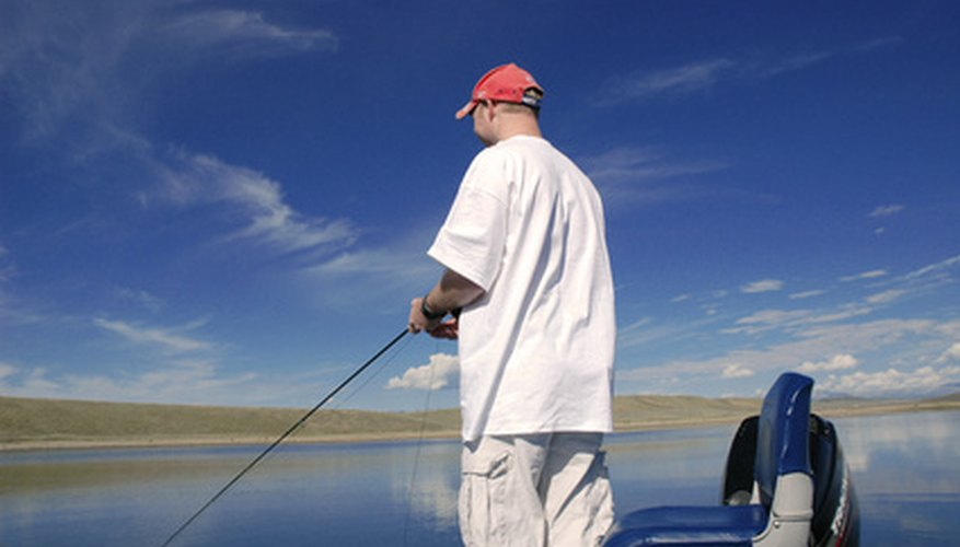 Make the most of your time on the water, practice casting at home before you go fishing.