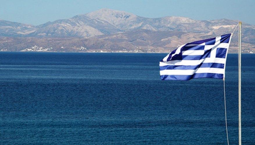 Modern Greeks wear conservative but stylish attire.
