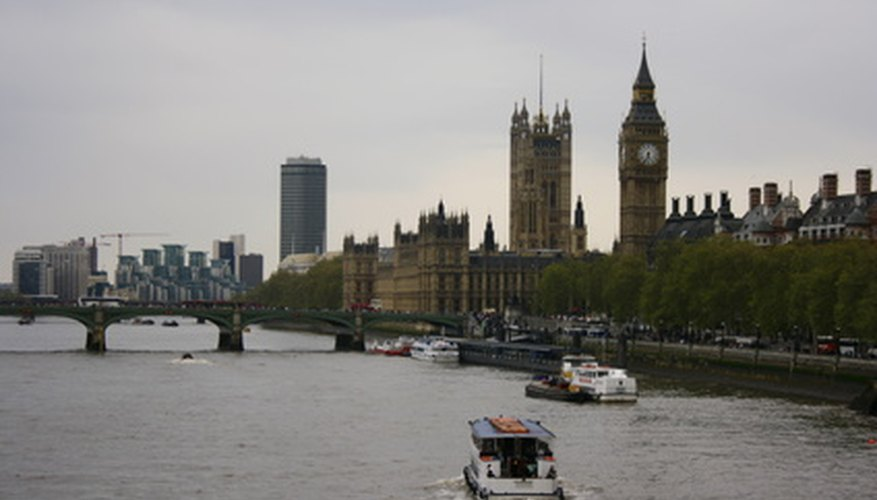 Most government affairs take place in London, but the civic duties of British citizens extend far beyond the city limits.