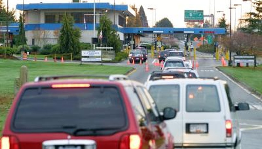 U.S. Citizens Traveling to Canada