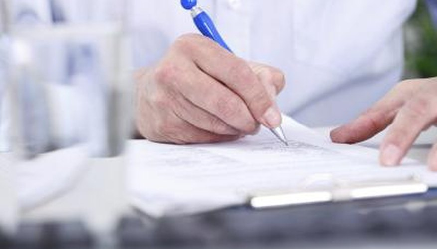 Filling out your paperwork properly will often result in it being processed quicker.
