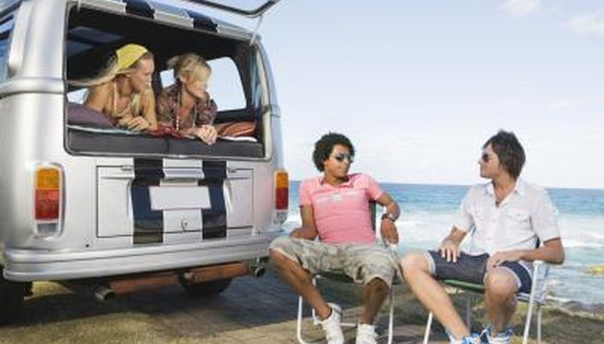 Car camping affords you more space and weight capacity.