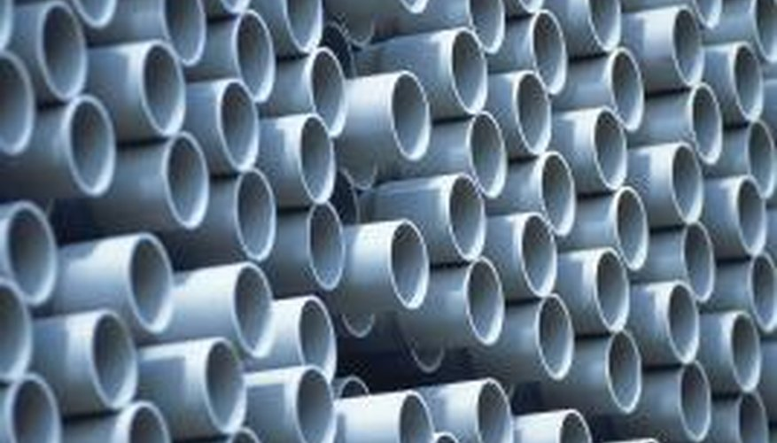 PVC fittings come in endless sizes and shapes.