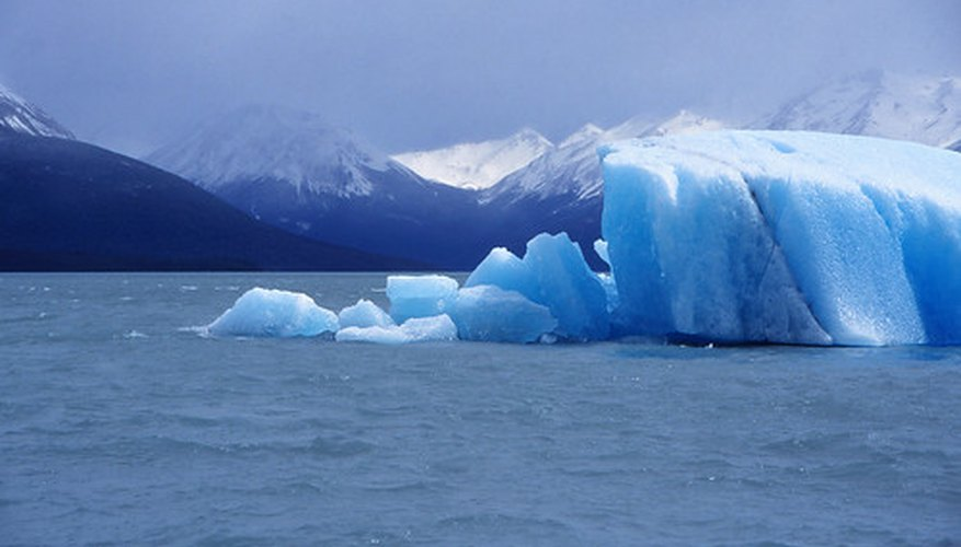 Glaciologists work in extremely isolated areas, such as Antarctica.