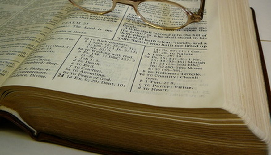 Theology students have numerous free online courses to choose from.