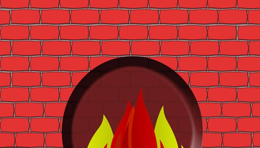 Replace bulbs in your electic fireplace.