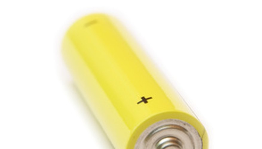 Using rechargeable batteries will end up saving you money in the long run.