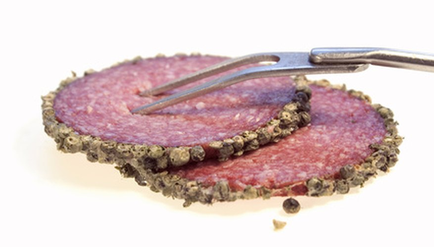 Learn how to tell if salami has gone bad.