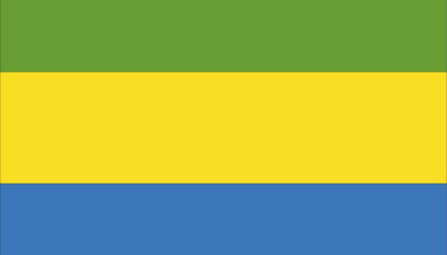 Gabon is a rather small African country.