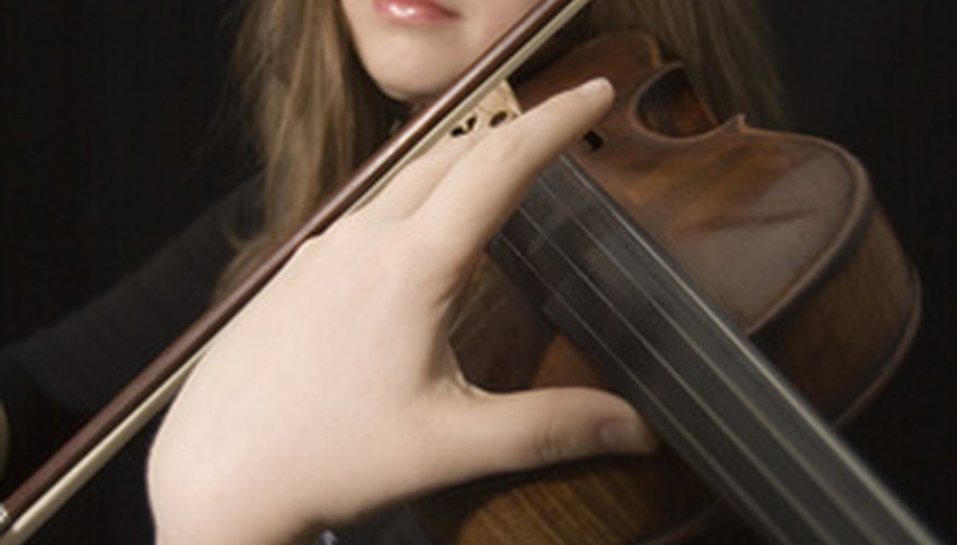 Indentify valuable violin bows for long-lasting quality and tone.
