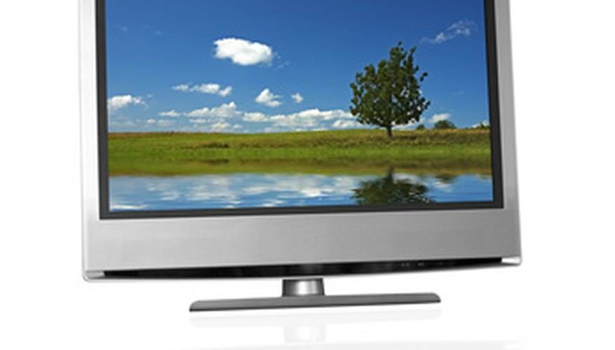 Watch your favourite shows on a Venturer LCD TV.