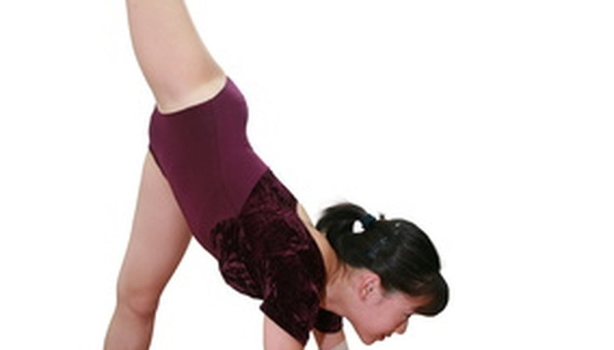 Physical education began as gymnastics