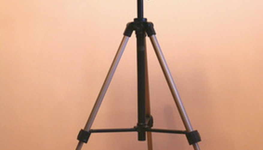 High-quality photography equipment will take better pictures of scars for documentation.