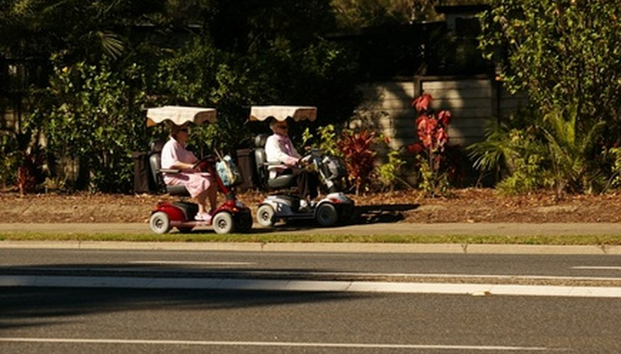 Mobility scooter preventive maintenance is minimal, but necessary.