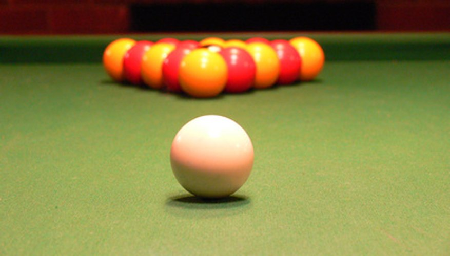 A wonky snooker table is no joke.