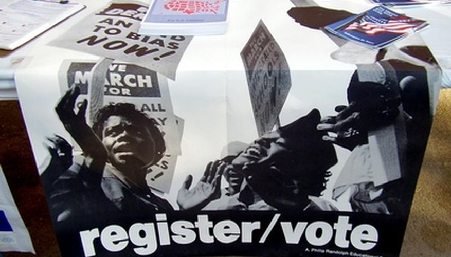 Congress enacted the National Voter Registration Act in 1993.