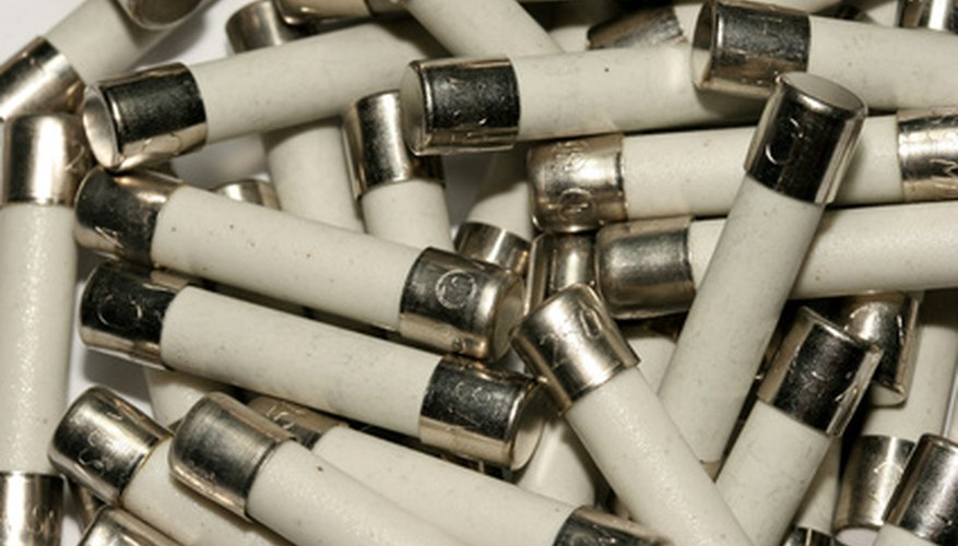 Fuses are introduced in electrical circuits to protect appliances and equipment.