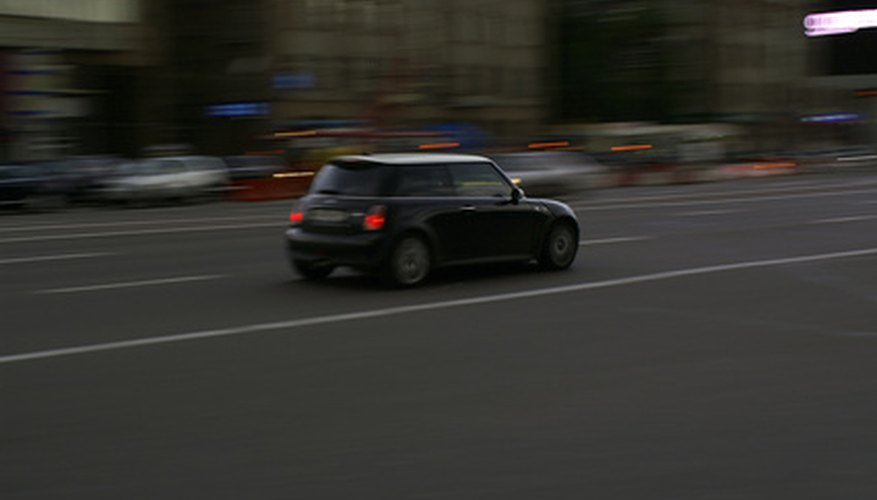 Speed sensors are critical to ABS braking.