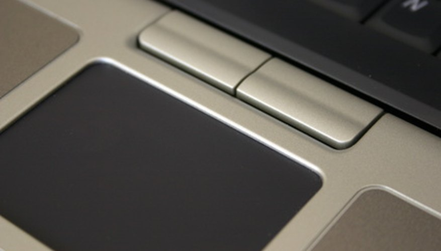 The mouse that comes built into many laptops is called a touchpad.